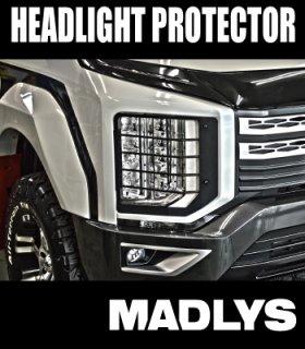 MADLYS ヘッドライトプロテクター D:5後期型