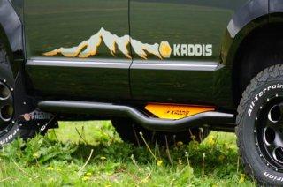 デリカD:5後期型 KADDISサイドステップPREMIUM