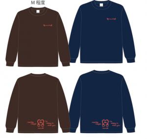永井真理子 / 長袖Tシャツ