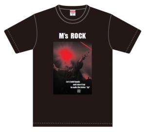 永井真理子 / M's ROCKツアーTee