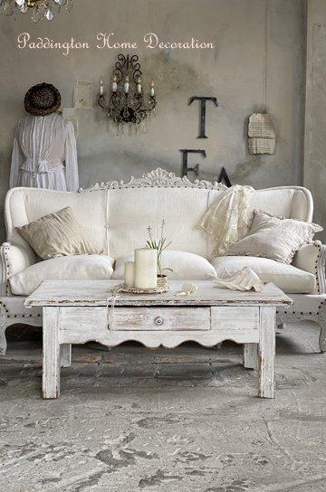 フレンチローテーブル T20146