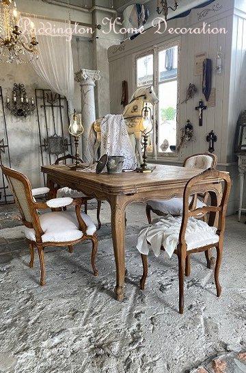 ルイ15世フレンチアンティークテーブル T14093