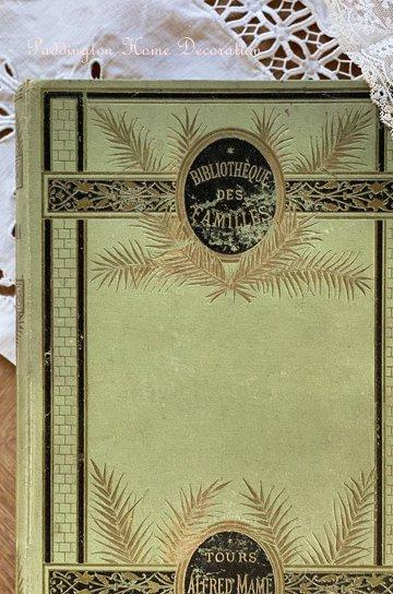 フレンチアンティークブック S10028