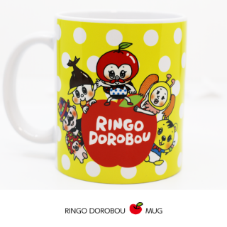<img class='new_mark_img1' src='https://img.shop-pro.jp/img/new/icons15.gif' style='border:none;display:inline;margin:0px;padding:0px;width:auto;' />newマグカップ【RINGO DOROBOU】