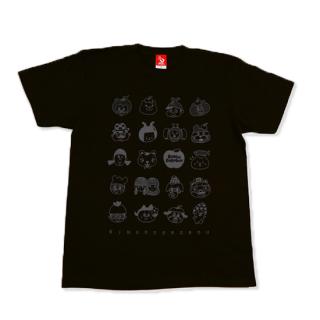 <img class='new_mark_img1' src='https://img.shop-pro.jp/img/new/icons15.gif' style='border:none;display:inline;margin:0px;padding:0px;width:auto;' />顔いっぱい2021!!Tシャツ☆☆☆【スモークブラック】