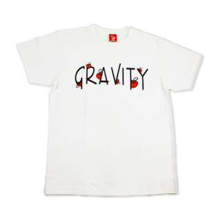 <img class='new_mark_img1' src='https://img.shop-pro.jp/img/new/icons15.gif' style='border:none;display:inline;margin:0px;padding:0px;width:auto;' />GRAVITY Tシャツ