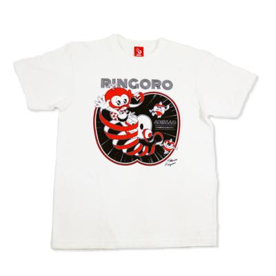 【コイズミテツロウ☆コラボ】リンゴローTシャツ