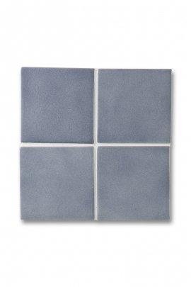 [スペインタイル] ビクタードルス|100角|VIC-8|Slate Blue