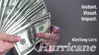 Hurricane (日本円バージョン) by KimTung Lin