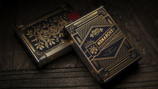 Monarch Playing Cards by Theory 11【モナーク Original】