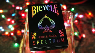 Bicycle Spectrum Deck by US Playing Card