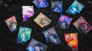 バイシクル 十二星座 Bicycle Constellation Series Limited Edition Playing Cards 星座トランプ