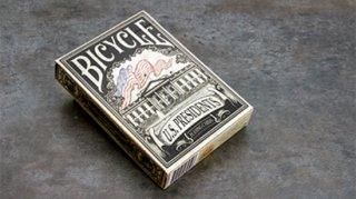 Bicycle US Presidents Playing Card セット
