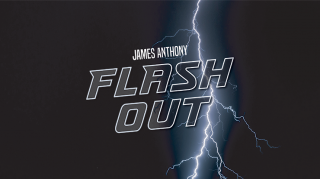 FLASH OUT by James Anthony