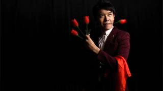 The Rose 2.0 (Red) by Bond Lee & Wenzi Magic【フラッシュコットン付属】