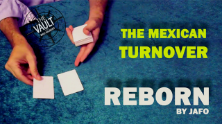 The Mexican Turnover: Reborn by Jafo Mixed Media DOWNLOAD