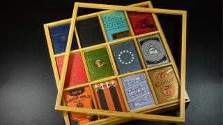 カードディスプレイ 12deck (Bamboo)