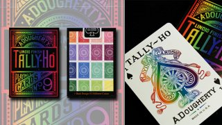 Spectrum Tally Ho Deck by US Playing Card