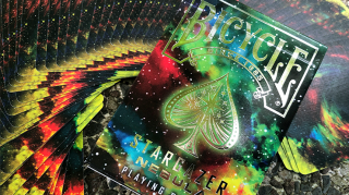 Bicycle Stargazer Nebula Playing Cards US Playing Cards