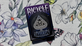 Bicycle Butterfly Playing Cards(バイシクル)2色