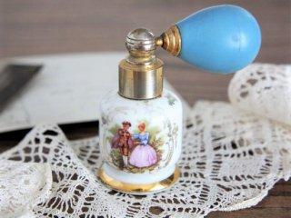 Limoges(リモージュ)ロマンチックなパフュームボトル