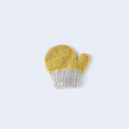 mocomoco miton KIDS yellow