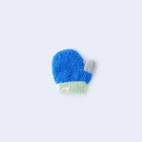 sanshoku miton KIDS blue