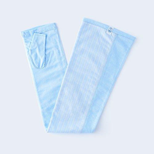 sunny cloth stripe light blue