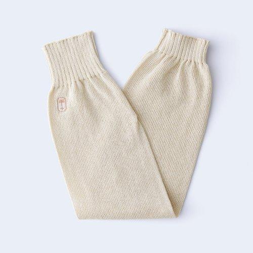 sunny knit rib beige