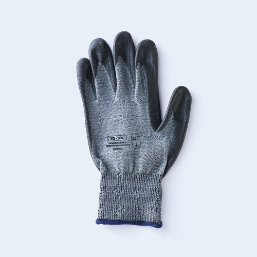 workers gloves LARGE gray