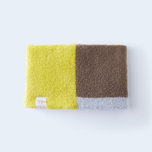 osoroi snood KIDS yellow