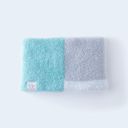osoroi snood KIDS light blue