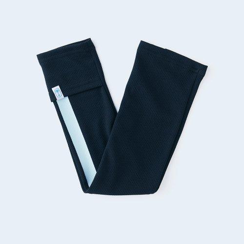 sunny cloth mesh black