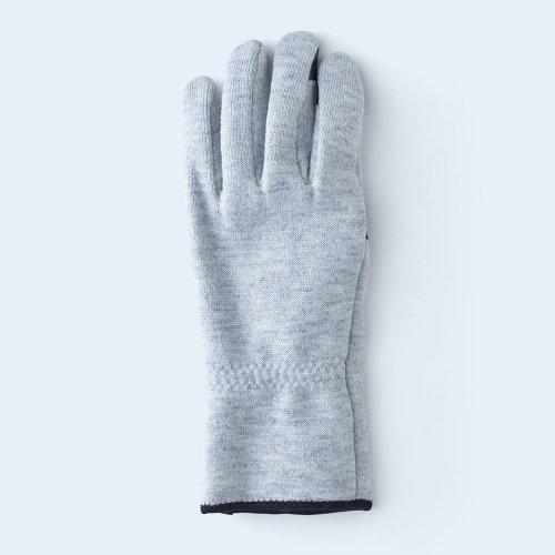 もちはだ手袋 MEN gray