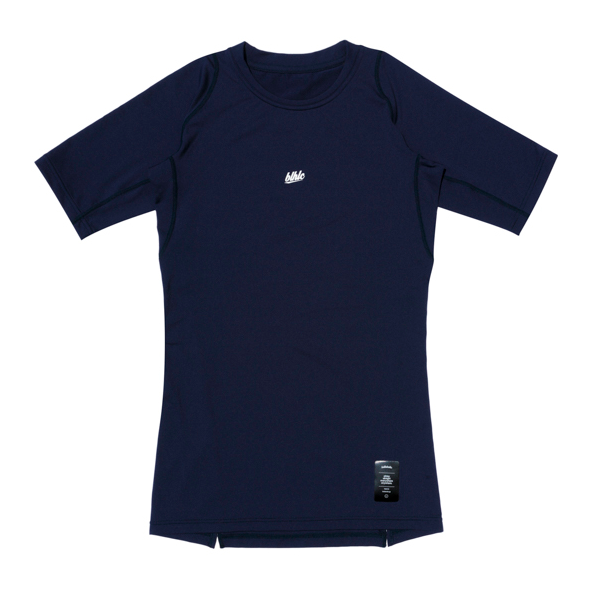 Compression Short Sleeve Tops (navy)