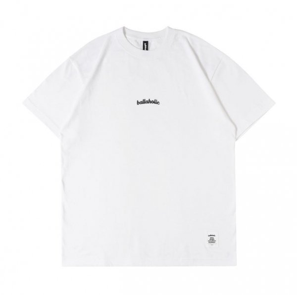 <img class='new_mark_img1' src='https://img.shop-pro.jp/img/new/icons53.gif' style='border:none;display:inline;margin:0px;padding:0px;width:auto;' />Small LOGO Tee (white/black)