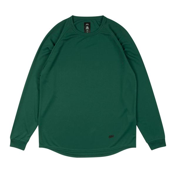 blhlc COOL LongTee (dark green)