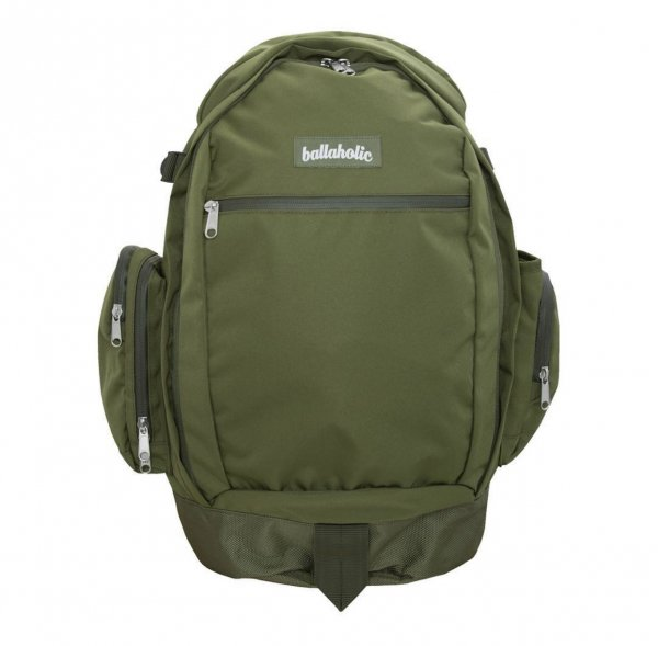 Ball On Journey Backpack (olive)