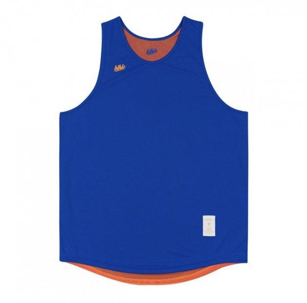 Basic Reversible Tops (blue/orange)