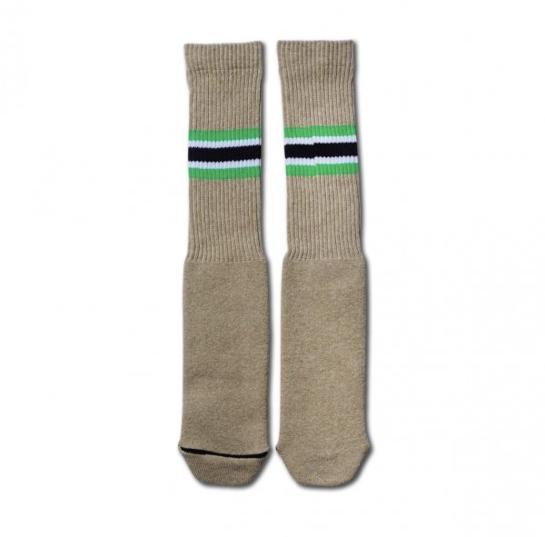 MONSTER SOCKS BEIGE