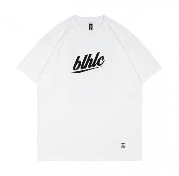 blhlc Logo Tee (white/black)