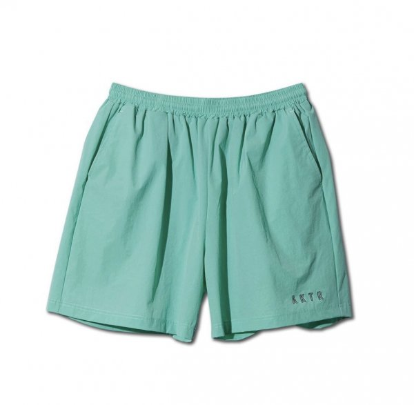SHORT WIDE PANTS MINT