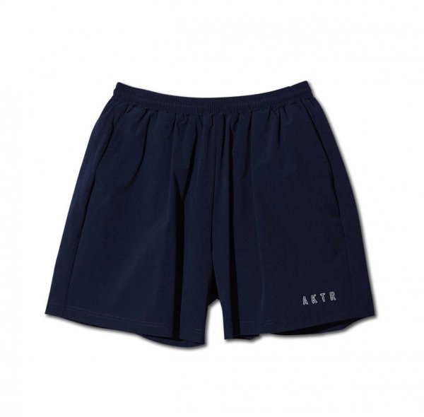 SHORT WIDE PANTS NAVY