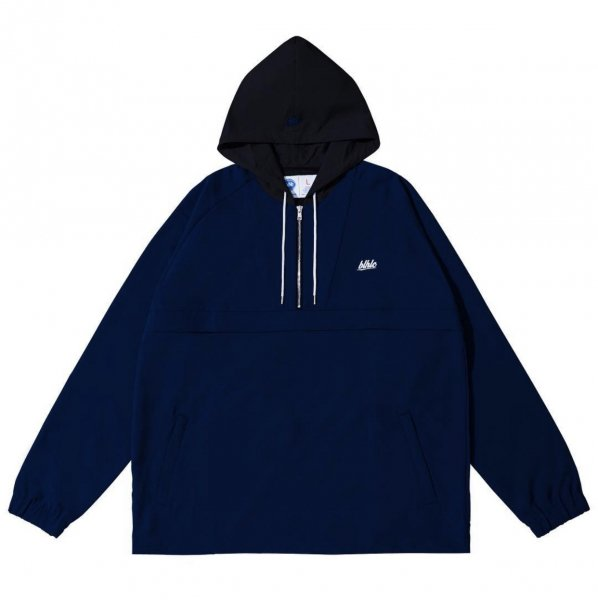 blhlc ANYWHERE Pullover Jacket (navy)