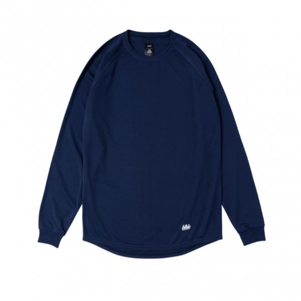 <img class='new_mark_img1' src='https://img.shop-pro.jp/img/new/icons53.gif' style='border:none;display:inline;margin:0px;padding:0px;width:auto;' />blhlc Cool Long Tee (navy)