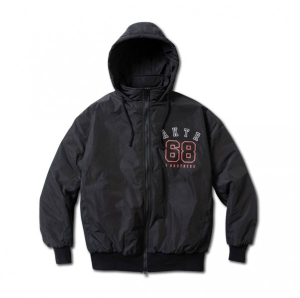 <img class='new_mark_img1' src='https://img.shop-pro.jp/img/new/icons14.gif' style='border:none;display:inline;margin:0px;padding:0px;width:auto;' />x68 23+45 WARM UP JACKET BLACK