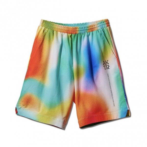 <img class='new_mark_img1' src='https://img.shop-pro.jp/img/new/icons14.gif' style='border:none;display:inline;margin:0px;padding:0px;width:auto;' />CRAZY SPRAY SHORTS WHITE