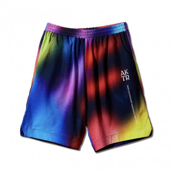 <img class='new_mark_img1' src='https://img.shop-pro.jp/img/new/icons14.gif' style='border:none;display:inline;margin:0px;padding:0px;width:auto;' />CRAZY SPRAY SHORTS BLACK