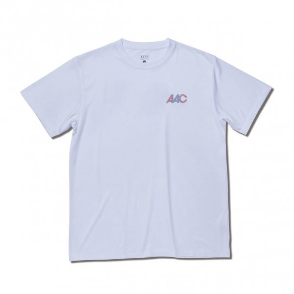 <img class='new_mark_img1' src='https://img.shop-pro.jp/img/new/icons14.gif' style='border:none;display:inline;margin:0px;padding:0px;width:auto;' />AAC LOGO SPORTS TEE WHITE