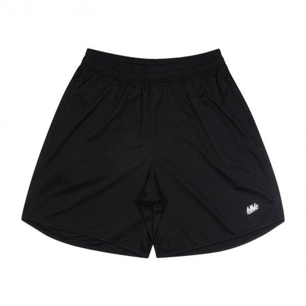 Basic Zip Shorts (black/white)